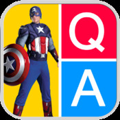 Guess the Super Hero - Trivia for Marvel Comics and Avengers Heroes edition
