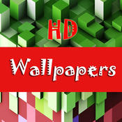 HD wallpapers for Minecraft - Craft your lockscreen, homescreen and chat backgrounds with amazing minecraft!