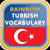 Rainbow Turkish Vocabulary Game