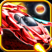 A Red Planet Space Racing - Race Spaceships to the Alien Temple