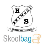 Belmont High School - Skoolbag