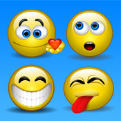 Emoji Keyboard 3 - Color Emojis & Hot/Pop Holiday Emoticons Icons