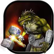 Demon Slayer - Crocodile Attack demon