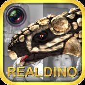 Dinosaur 3D - Ankylosaurus Free