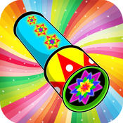 Kaleidoscope Doodle Pad - Funny Paint & Free Drawing Games!!