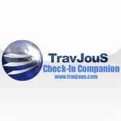 Check-In Companion Asia&Pacific Pro iPad