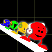 Flow Surfers 2014 - A Very Different Wave Rider Game Free