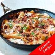 Lasagna Recipes - American Style white sauce recipe