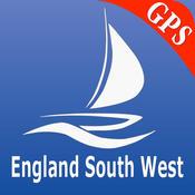 England South West GPS Nautical charts pro