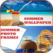 Summer Wallpapers Summer Photo Frames