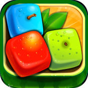 Free Fruit Candy Puzzle - Addictive Fruit Matching Game amazing mania super
