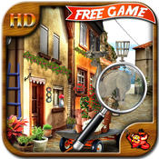 My Town - Free Search & find concealed and hidden objects in a village