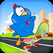 Skater Bird