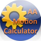 AA Motion Calculator