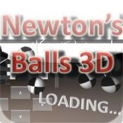 Newton`s Balls 3D -FREE-