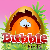 Bubble Birds freemium bubble birds