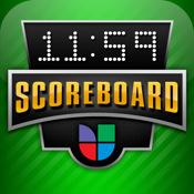 Univision Scoreboard