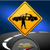 Fuzz Alert speed trap