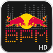 Red Bull BPM HD Player split