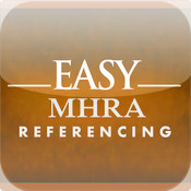 Easy MHRA Referencing
