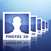 Photos 3D for Facebook facebook photos