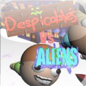 Despicable`s Vs Aliens