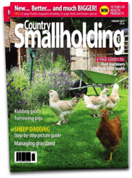 Country Smallholding country magazine