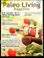 Paleo Living Magazine