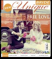 Unique Bride Magazine unique