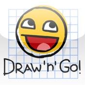 Draw `n` Go: Awesomeness!