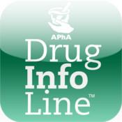 DrugInfoLine for iPad