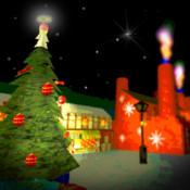Santa`s Advent Village