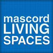Mascord Living Spaces home design house plan