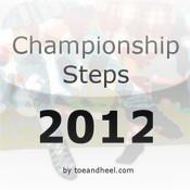 Championship Steps 2012