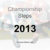2013 Championship Steps