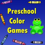 Preschool Color Games