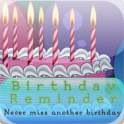 Birthday Reminder PRO