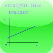 Straight Line Trainer fit brains trainer