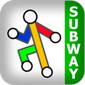 Boston Subway by Zuti