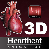3D Heartbeat Animation online animation