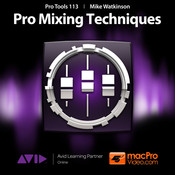 MPV`s Pro Tools 10 113 - Pro Mixing Techniques