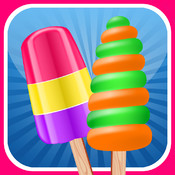 Ice Pop & Popsicle Maker