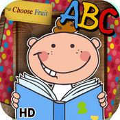 ABC Fruit Flash Card HD fruit