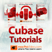 MPV`s Cubase Tutorials cubase sx 3 mac demo
