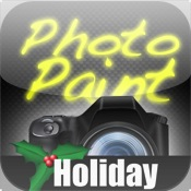 Holiday Photo Paint HD
