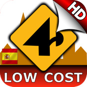 Nav4D Spain (LOW COST) HD