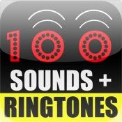 100sounds +RINGTONES! 100`s of Sound FX >> 100 SOUNDS & RING TONES