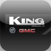 King Buick GMC for iPad