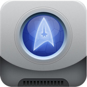 STAR TREK CAPTAIN`S LOG star trek app