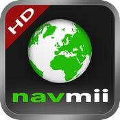 Navmii GPS Portugal HD
